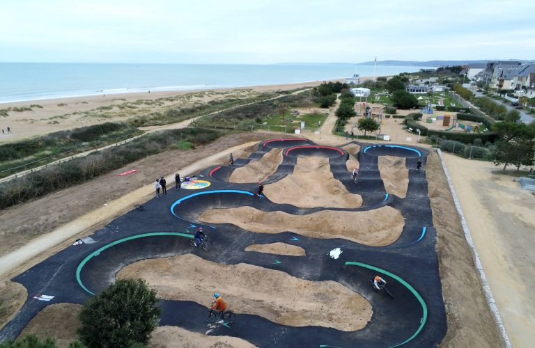 Lancement du PUMPTRACK