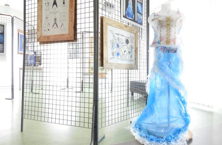 Exposition à la bibliothèque : le recyclage sous toutes ses coutures